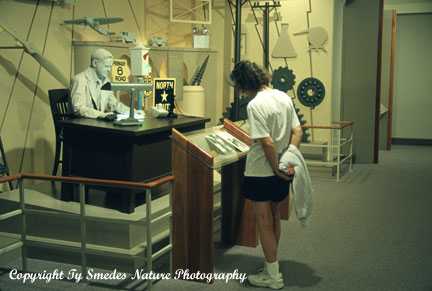 Herbert Hoover Museum, West Branch Iowa