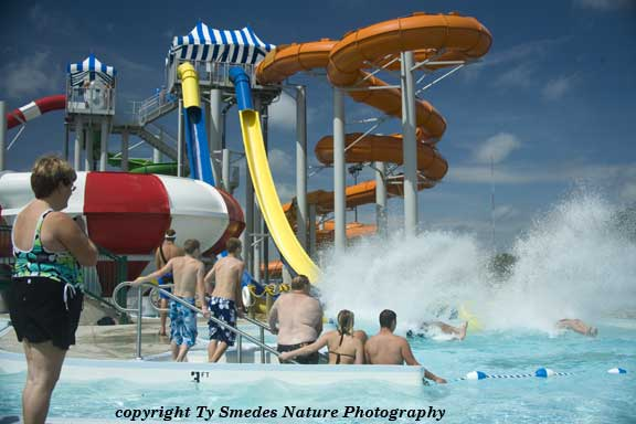 King's Point Water Park Resort, Storm Lake, Iowa